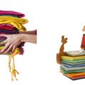 Collecte de VETEMENTS pour LA GARDERIE et de LIVRES pour l'étude