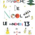 Marché de Noël 13/12/2019